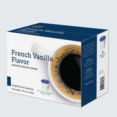 Caffè americano aromatizzato vanilla